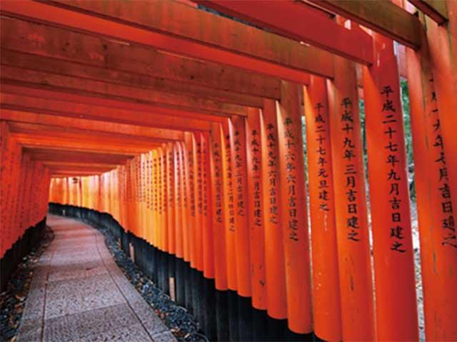 京都三社詣と豆腐料理と湯葉料理