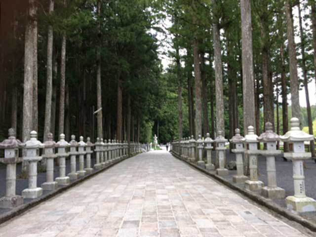 世界遺産高野山金剛峯寺と奥の院を訪ねる