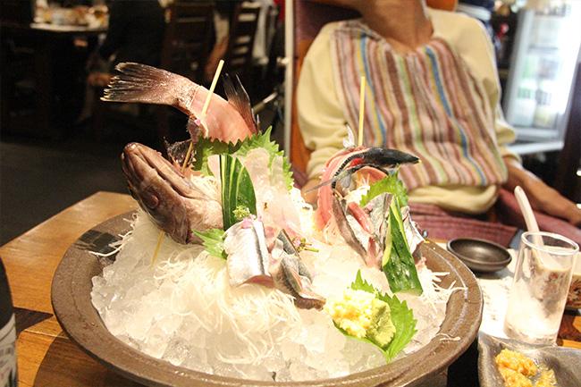 写真:新潟のとれとれのお魚