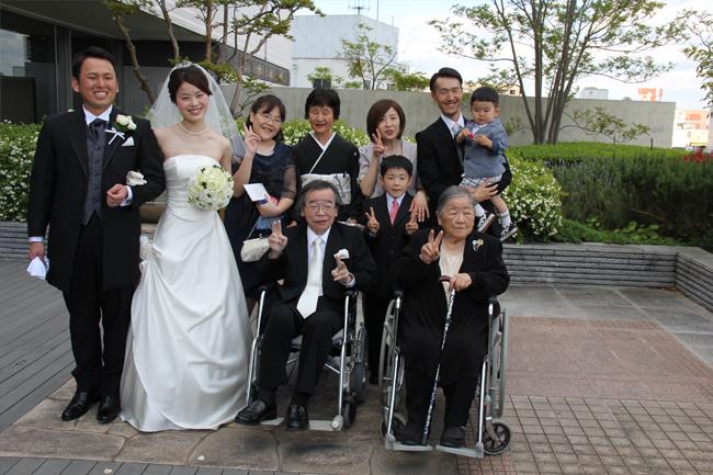 写真:みんな揃って笑顔の集合写真