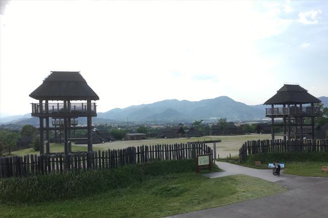 写真:吉野ヶ里歴史公園