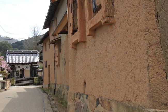 写真:城崎の街並み