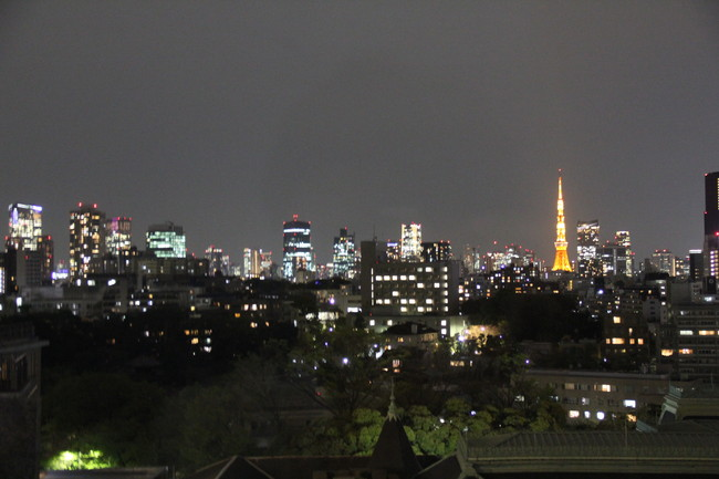 写真:東京の夜景