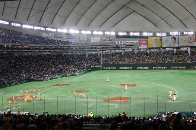 写真:東京ドーム
