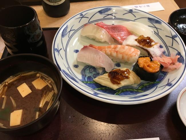 写真:寿司