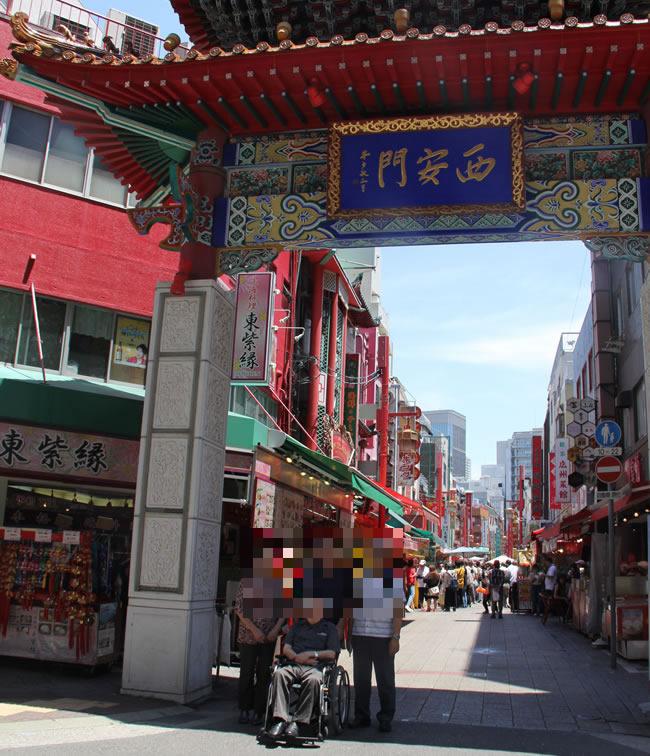 写真:南京町