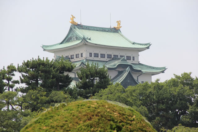 写真:名古屋城