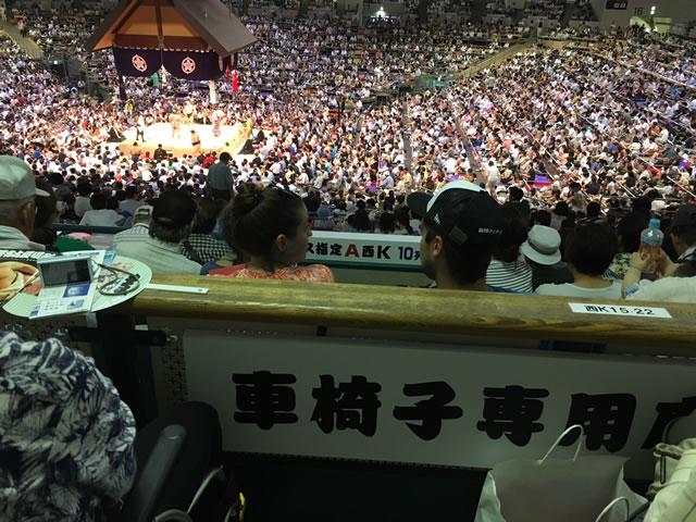 写真:大相撲名古屋場所