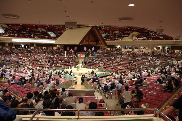 写真:大相撲