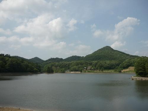 写真:有馬富士の風景